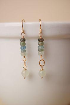 Anne Vaughan Designs - Irish Blessing Simple Dangle Earrings, $35.00 (https://www.annevaughandesigns.com/irish-blessing-simple-dangle-earrings-for-women/) #earringsdiydangle