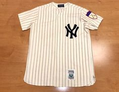 afde17b8d Vintage 1990s New York Yankees Mickey Mantle Mitchell   Ness Jersey joe  dimaggio torre david wells cone mariano rivera bernie williams mlb
