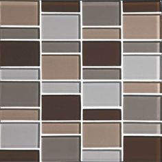 Daltile Color Wave Glass Cw02 Feather White 1 X 6