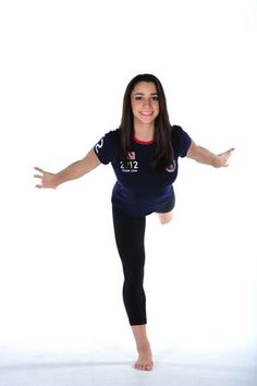 Aly Raisman has been a member of the U.S. women's national gymnastics team for three years.