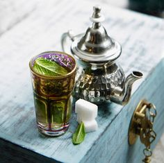 Mint tea   Morocco - Imported from Omar Mejjati's pins
