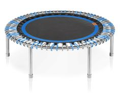 "(image is just example-exact model won't pin):  Bellicon Classic size: 44""  fold-up legs  medium silver bungees  black-blue mat"