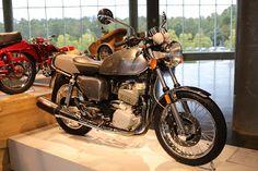 OldMotoDude: 1995 MZ Silver Star on display at the Barber Vinta. Racing Motorcycles, Vintage Motorcycles, Japanese Motorcycle, Race Engines, Motorcycle Leather, Sidewalks, Moto Guzzi, Great Night, Rally Car