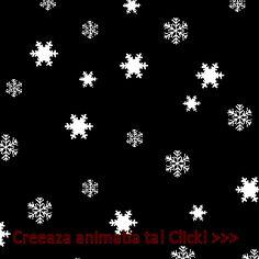 Creeaza animația ta cu fulgi de zăpadă