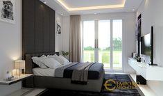 Surabaya, Modern House Design, Villa, Interior Design, Architecture, Bedroom, Furniture, Home Decor, Building Information Modeling