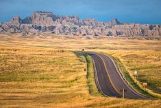 Badlands National Park, National Parks, Great Places, Beautiful Places, National Geographic Travel, New Adventures, South Dakota, Nature, Travel Photography