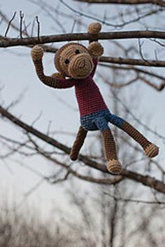 Ravelry: lverb's Amigurumi Monkey
