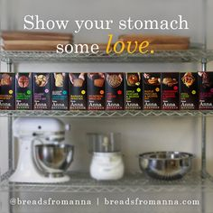 Show your stomach some love.