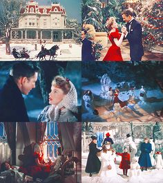 Meet me in St. Louis - one of my favourite films to watch at Christmas time ❤️