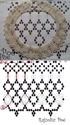 free bead patterns to download - Google Search