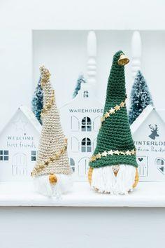 Gratis Haakpatroon Kerstboom Haakpatronen Kerst En Winter