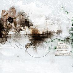 Beautiful Soul ~ Bundle by TirAmisu design Digital Scrapbooking Layouts, Beautiful Soul, Tiramisu, Bridge, Creative, Flowers, Plants, Outdoor, Inspiration