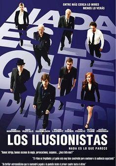 Ver película Los Ilusionistas 1 Nada es lo que parece online latino 2013 gratis…