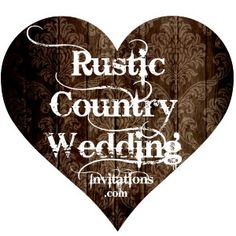 Rustic Country Weddings featuring rustic and country themed wedding invitations, rsvp cards, bridal shower invitations, rehearsal dinner invitations, wedding postage stamps, and more.  Popular designs include mason jar wedding invitations, burlap print wedding invitations, barn wood wedding invitations, and sunflower wedding invitations.