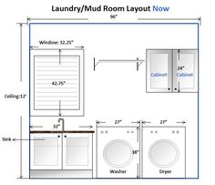 Laundry Room Layout Is Often Neglected By Home Owners As A That High