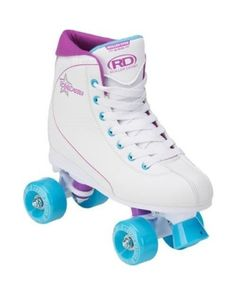 bb9541a4e32 The Roller Derby Women s Rollerstar 600 Roller Skates feature PVC and nylon  uppers and full-
