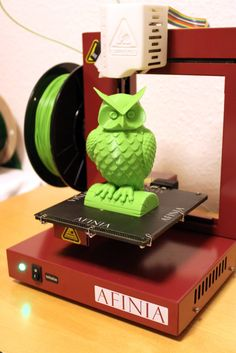 Afinia H480 Review - Get Results Without Worrying About Technology #3dprinting #Afinia