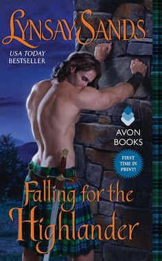 Today on the blog I reviewed Falling for the Highlander by Lynsay Sands