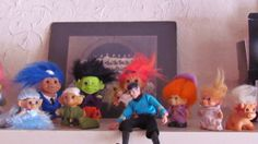 The Pointy-Ear Patrol: Band of Trolls and Mr. Spock | Collectors Weekly