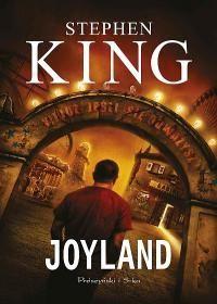 """W jaki kryminał zaopatrzyć się na weekend? Polecamy najnowszą książkę Mistrza Grozy, Stephena Kinga - """"Joyland""""!"""