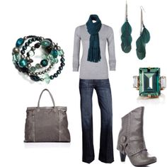 I would have never thought to put this color combo together......love it!