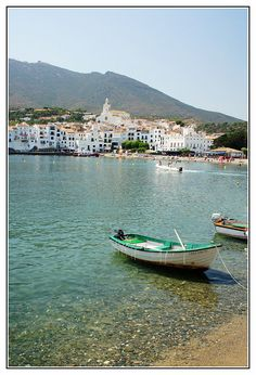 Cadaques, #Spain Copyright: Antoine Dubois  Ahhh would love to #travel there :)