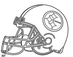 Pittsburgh steelers printable football steelers coloring for Steelers football coloring pages