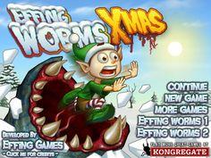 Effing Worms - Xmas