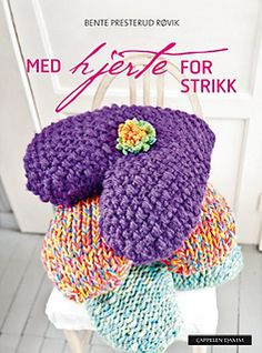 Ravelry: Med hjerte for strikk - patterns Arne And Carlos, Popcorn Stitch, Books To Buy, Ravelry, Crochet Hats, Knitting, Crafts, Knits, Hobbies