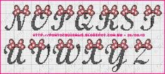 Brilliant Cross Stitch Embroidery Tips Ideas. Mesmerizing Cross Stitch Embroidery Tips Ideas. Cross Stitch Letter Patterns, Cross Stitch Letters, Cross Stitch Love, Cross Stitch Fabric, Crochet Stitches Patterns, Cross Stitch Designs, Cross Stitching, Stitch Patterns, Diy Embroidery