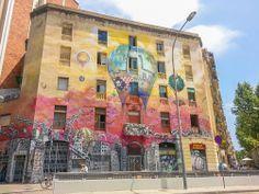 In Sant Antoni district. Barcelona