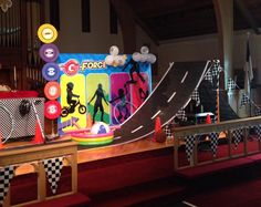 Celebrating God's Love at Ashland United Methodist Church, St. Joseph, Missouri. cokesburyvbs.com