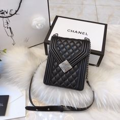 e1250415453 Chanel Pouch · N. Savage Inc · Online Store Powered by Storenvy Indie  Brands
