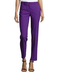 Samantha Skinny Pants, Grape