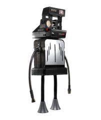 NerdBot robots are brilliant. if only they didn't cost so much I'd buy one immediately Drip Coffee Maker, Metal Art, Robots, Sculptures, Nerd, Geek Stuff, Objects, Sun, Peeps