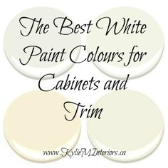the one white trim color that works every time | white trim, white