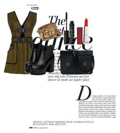 """Untitled #18"" by orsolyapanna on Polyvore featuring Anja, 10 Crosby Derek Lam, ALDO, Maybelline and NARS Cosmetics"
