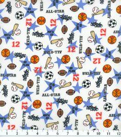 Novelty Cotton Fabric-All Star: fabric: Shop   Joann.com