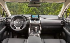 New Release 2015 Lexus NX 200t Review Interior View Model