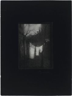 Fenêtre. Josef  Sudek, 1962. #photography #Czechia #art