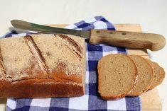 Sünis kanál: Rozskenyér Bread, Pizza, Food, Brot, Essen, Baking, Meals, Breads, Buns