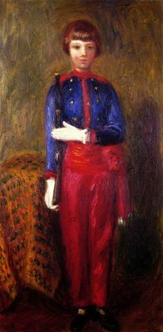 William Glackens ~ Ashcan School painter ~ (1870-1938)