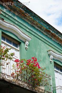 Balcony, Santo Domingo