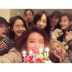 Happy birthday SooYoung