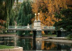 Boston, Public Gardens