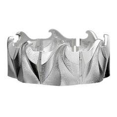 FInlandia bracelet by Eelis Aleksi (nordicjewel.com) Fenty Puma, Bow Sneakers, Jewelry Sets, Jewelry Design, Bracelet, Shoes, Jewellery, Finland, Eggs