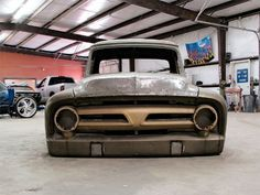 1953 Ford F100 Front View