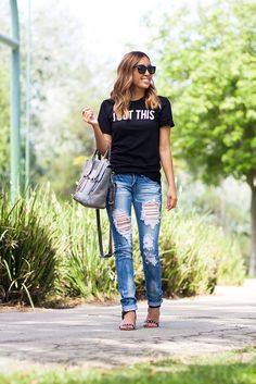 MACHINE JEANS | lucky magazine contributor,fashion blogger,lovefashionlivelife,joann doan,style blogger,stylist,what i wore,my style,fashion diaries,outfit,shopconctd,tee,distressed denim,phillip lim,street style,casual chic,how to wear denim