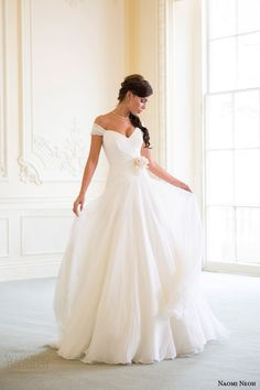 Naomi Neoh 2014 Wedding Dresses — Secret Garden Bridal Collection | Wedding Inspirasi