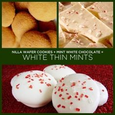 White Thin Mints